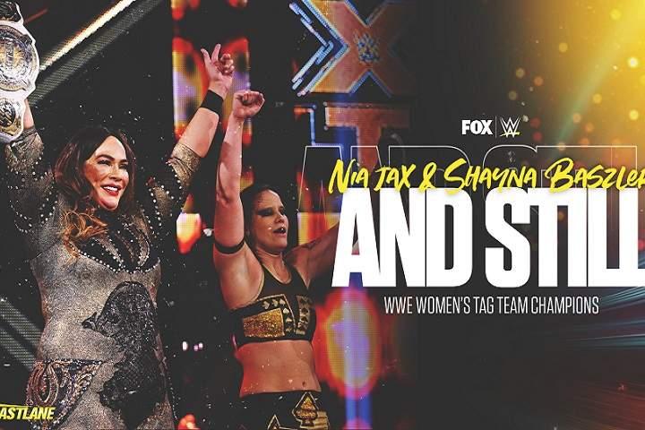 WWE Fastlane 2021 Result: Nia Jax & Shayna Baszler Vs. Sasha Banks & Bianca Belair Full Match, Winner