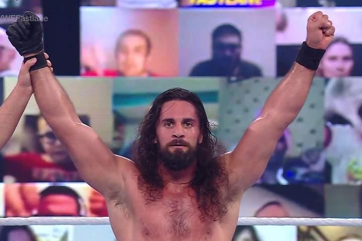 WWE Fastlane 2021 Result: Shinsuke Nakamura Vs. Seth Rollins Full Match, Winner