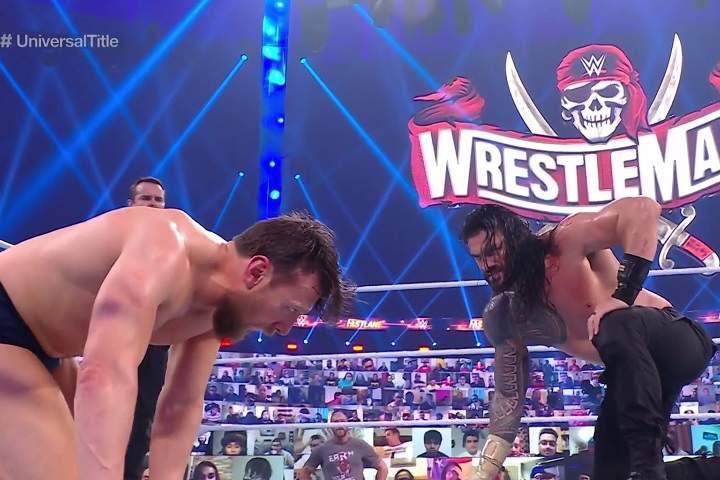 WWE Fastlane 2021 Result: Roman Reigns Vs. Daniel Bryan - WWE Universal Championship Full Match, Winner