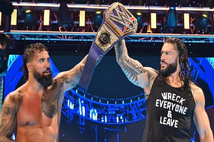 Roman Reigns Picks His First Win On SmackDown In Seven Months!
