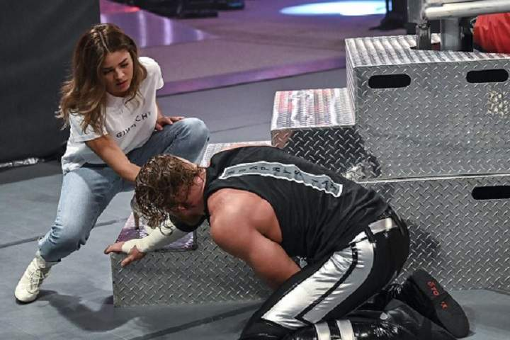WWE To Add A New Storyline With Murphy And Rey Mysterio's Daughter?