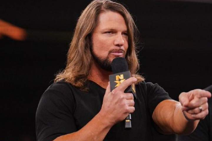 AJ Styles Reveals That He Had Talks With AEW Last Year