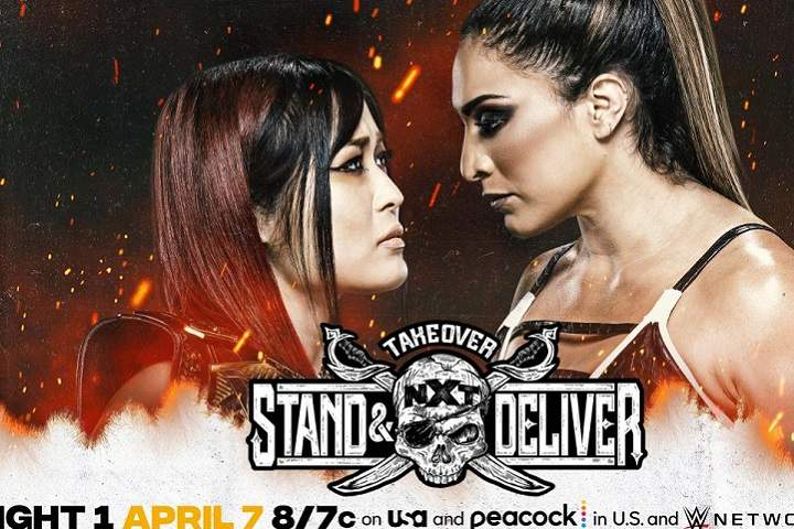 WWE NXT TakeOver: Stand & Deliver Night 1 Results: Live Coverage, Winners Highlights, Commentary