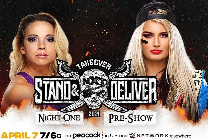Pre-Show Match Announced For Night 1 Of NXT TakeOver: Stand & Deliver