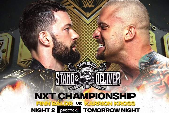 WWE NXT TakeOver: Stand & Deliver Night 2 Predictions & Match Card: Preview