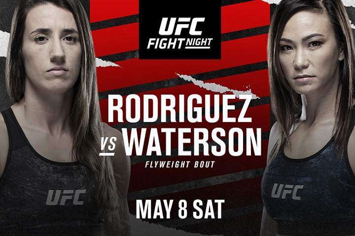 UFC On ESPN: Rodriguez Vs. Waterson Fight Card, Prediction, Date & Location, Odds, Poster, Start Time