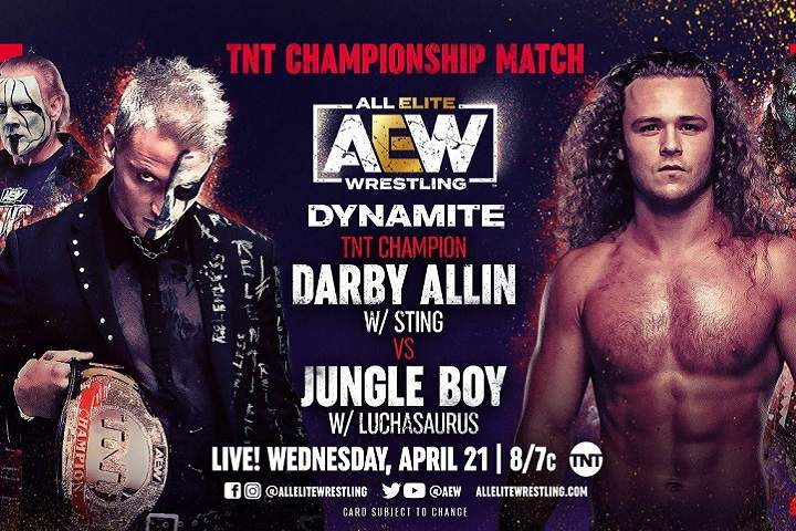 AEW Dynamite Predictions & Match Card April 21, 2021: Preview, Schedule, Start Time, Rumors