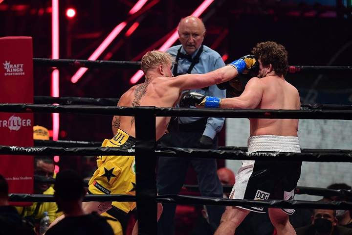 Twitter Trends With Rigged As Jake Paul KOs Ben Askren In The Triller Fight Club Main Event
