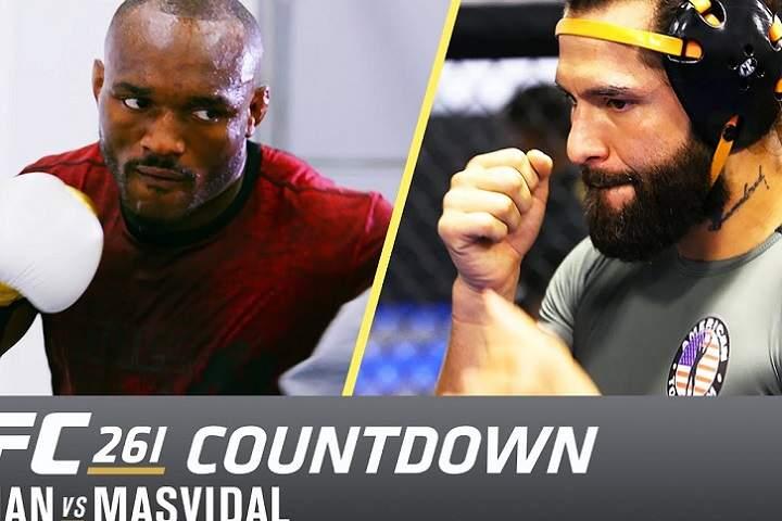 Video: UFC 261 Countdown: Usman Vs Masvidal 2