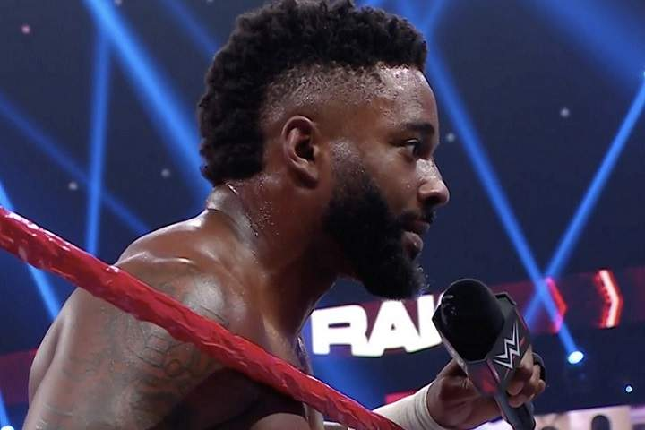 Cedric Alexander & Shelton Benjamin Split Up On WWE Raw