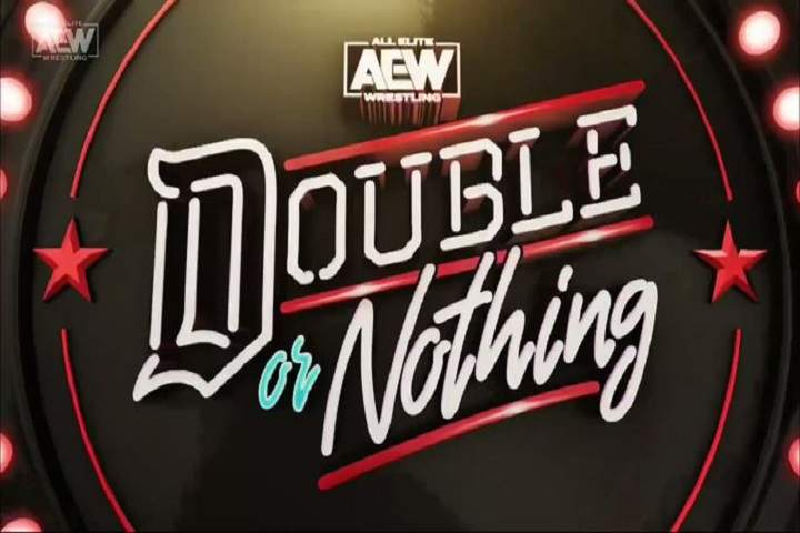 AEW Announces Title Match For Double Or Nothing