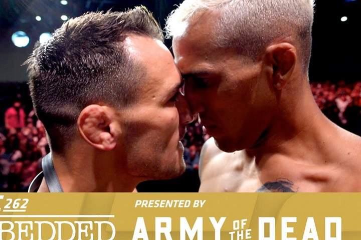 UFC 262 Embedded: Vlog Series - Sixth Episode