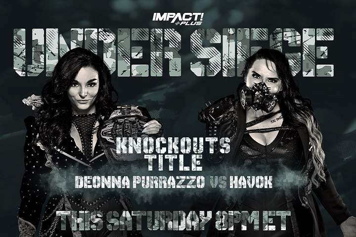 IMPACT Wrestling Under Siege 2021 Results: Full Results, Highlights, Live Update, Winners
