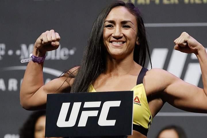UFC Vegas 27 Results: Yan Xiaonan Vs. Carla Esparza Full Fight & Winner