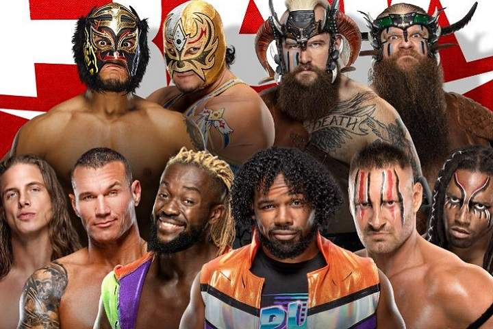 Tag-Team Battle Royal Added To This Wee's Raw