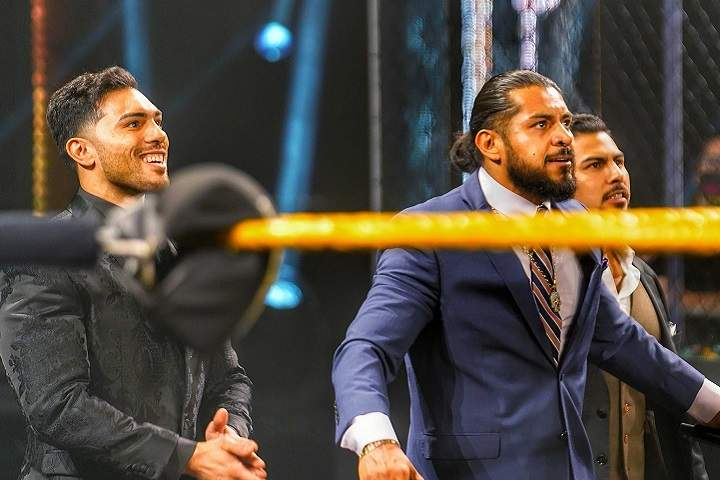 Winner Take All Match Added To NXT TakeOver: In Your House