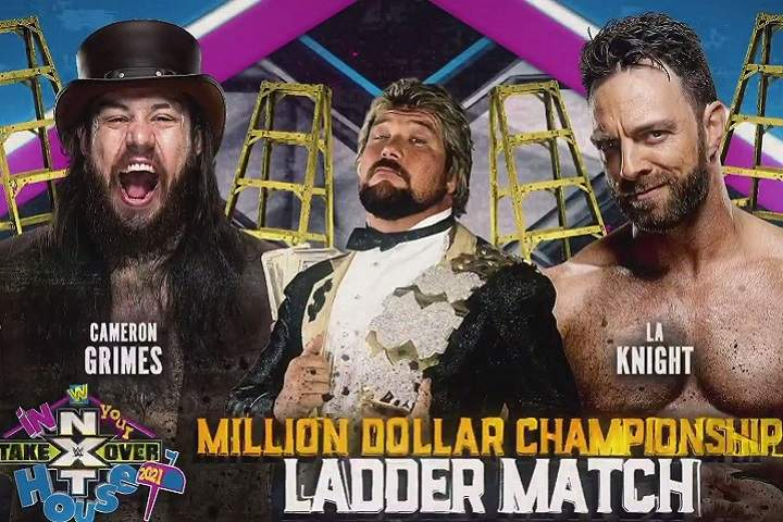 Million Dollar Championship Match Added To NXT TakeOver: In Your House