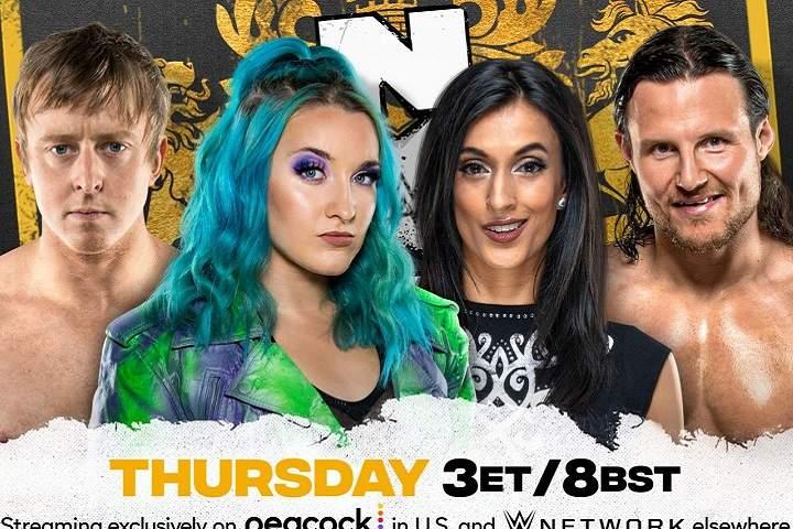 WWE NXT UK Results June 17, 2021: Winners, Highlights