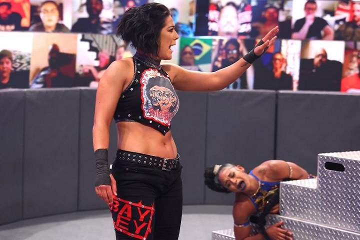 Stipulation Added To Bianca Belair Vs. Bayley At Hell In A Cell