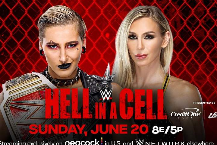 WWE Hell In A Cell 2021 Results: Rhea Ripley Vs. Charlotte Flair Full Match & Winner