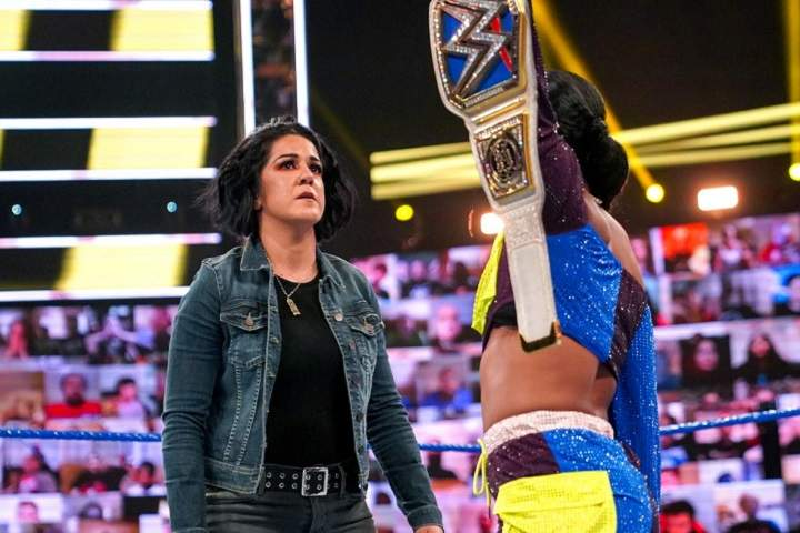 WWE Hell In A Cell 2021 Results: Bianca Belair Vs. Bayley Full Match & Winner