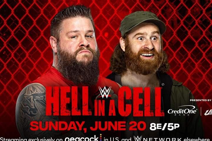 WWE Hell In A Cell 2021 Results: Kevin Owens Vs. Sami Zayn Full Fight & Winner