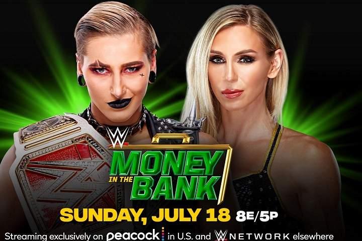 WWE MITB 2021 Results: Rhea Ripley Vs. Charlotte Flair Full & Winner