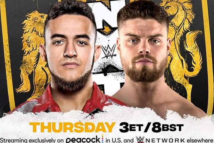 WWE NXT UK Results July 1, 2021: Winners, Highlights