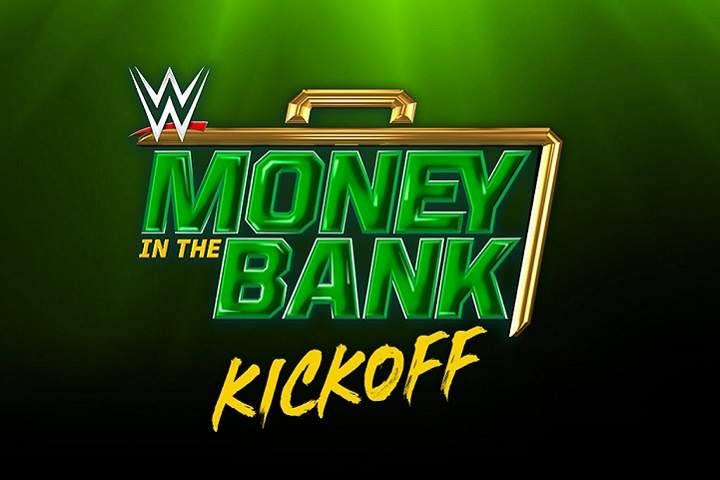 WWE Money in the Bank Kickoff Live Show July 18, 2021