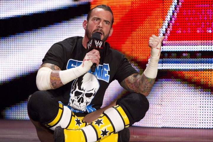 Report: CM Punk In Talks For An In-Ring Return