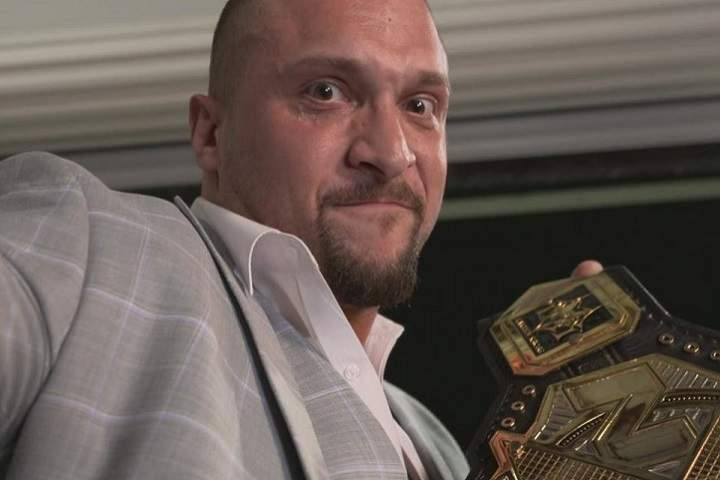 Spoiler For NXT Title Match At NXT TakeOver 36
