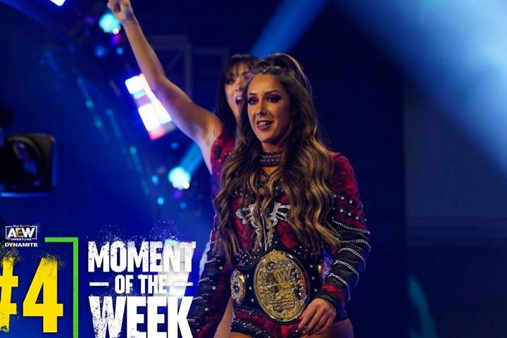 Viewership Number For AEW Dynamite: Fyter Fest