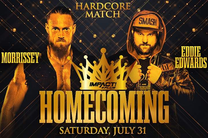 Watch Impact Wrestling Homecoming 2021 7/31/21