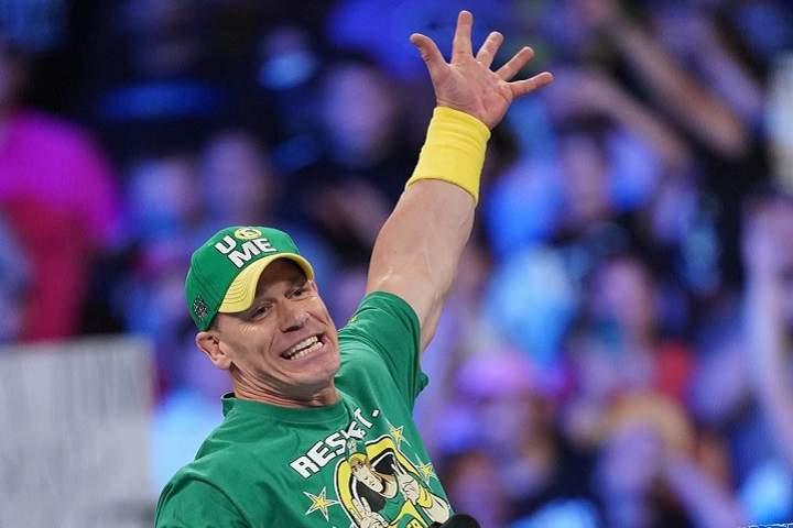 John Cena Tags With Matt Riddle In A Dark Match Following 7/26 WWE Raw