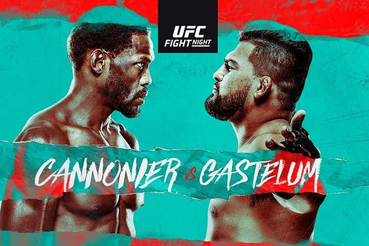 UFC On ESPN: Cannonier Vs. Gastelum Fight Card: Prediction & Preview, Tickets, Odds, Start Time