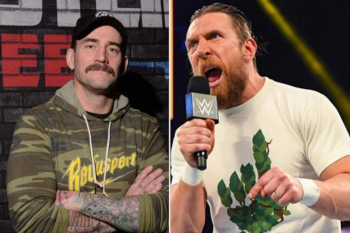 Report: WWE isn't concerned About Daniel Bryan & CM Punk Possibly Signing With AEW