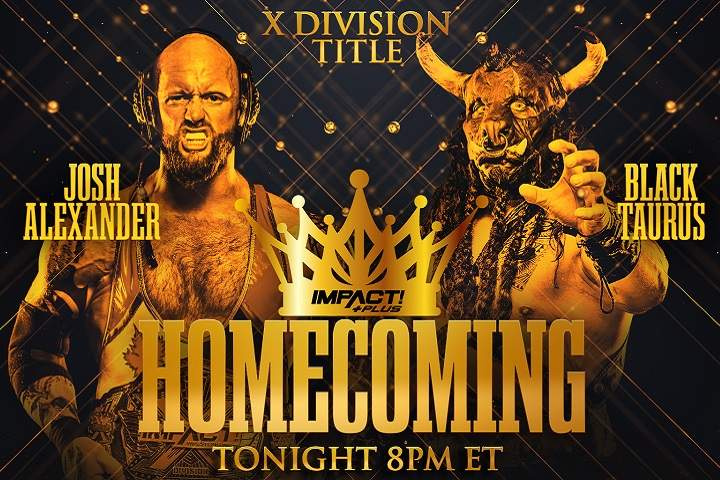 Impact Wrestling Homecoming 2021 Results: Winner, Highlights