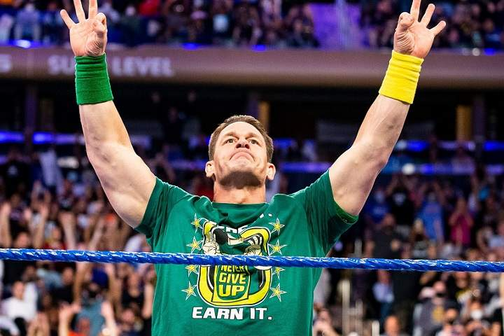 John Cena, Drew McIntyre, Rhea Ripley, And More Compete In Dark Matches After SmackDown