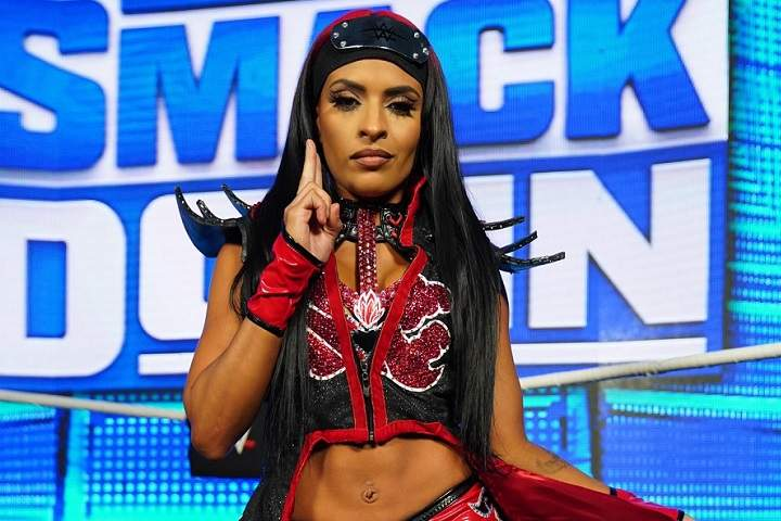 Zelina Vega Reacts To Her Match Being Canceled On SmackDown