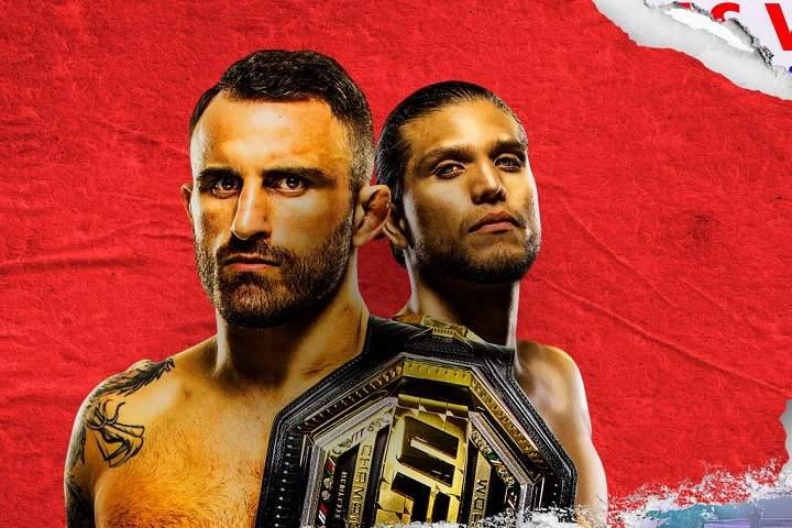 UFC 266 Results: Winners, Venue, Attendance