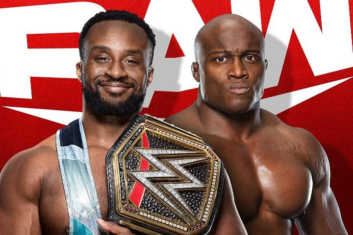 Bobby Lashley Vs. Big E Set To Kick Off WWE Raw 9/27