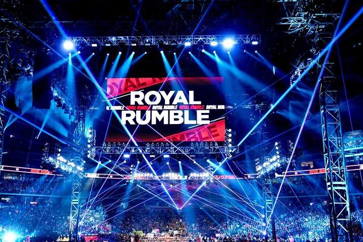 Royal Rumble 2022 Location & Date Revealed