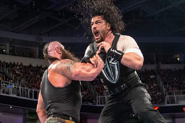 Braun Strowman Responds To Roman Reigns' Comments That He Doesn't Deserve The Title Opportunity