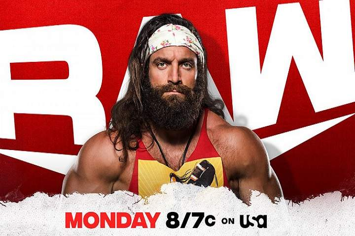 Elias Prepares For The Release Of His New Album The Universal Truth On WWE Monday Night Raw
