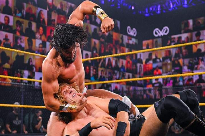 WWE 205 Live Results, October 23, 2020: The Singh Brothers Return To 205 Live