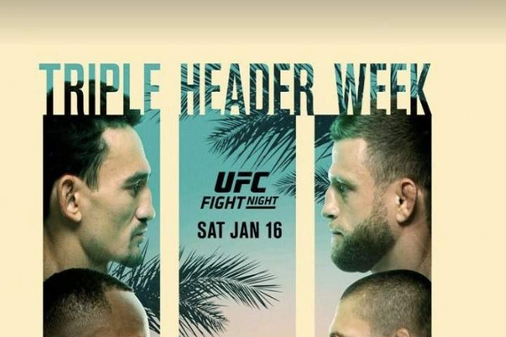 Ufc Fight Night Holloway Vs Kattar Fight Card Prediction Preview Date Location Odds Start Time