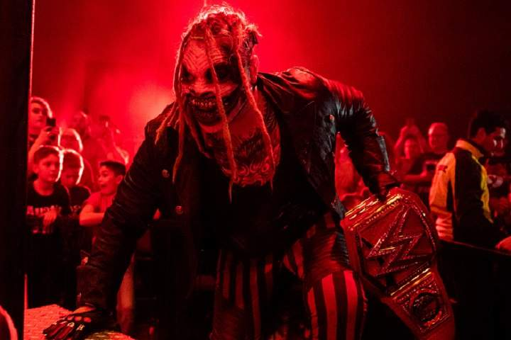 Top 10 WWE Moves Of The Fiend Bray Wyatt