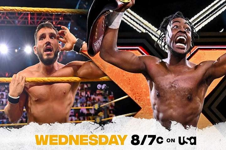 Leon Ruff Vs. Johnny Gargano Announced For A Rematch Tonight On NXT