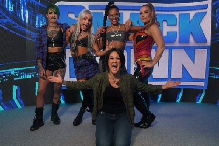Bayley & Natalya Book The Final Two Spots For The Team SmackDown At Survivor Series