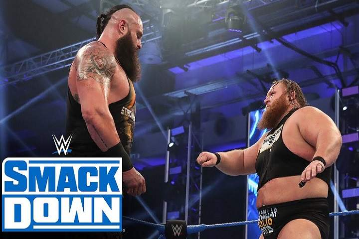 Otis Becomes The Final SmackDown Member To Complete The Inter-Brand Clash At Survivor Series